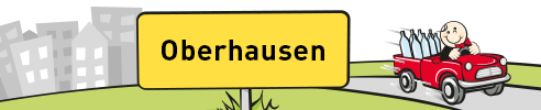 Getränkelieferung Oberhausen