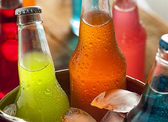Lieferservice Erfrischungsgetränke