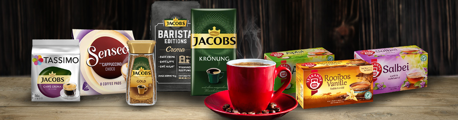Kaffee (ganze Bohnen)