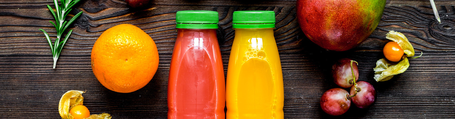 Fruchtsaft, Fruchtnektar & Gemüsesaft