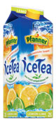 Pfanner Ice Tea Lemon-Lime 2 L Tetrapack