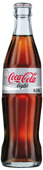 Coca Cola Light Glas 24x0,33