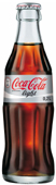 Coca Cola Light Glas 24x0,20