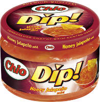 Chio Dip Honey Jalapeño mild 200 ml-Glas