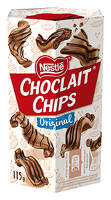 Choclait Chips Original 115 g-Packung