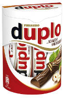 Duplo Riegel Original 10er-Packung