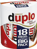 Duplo Riegel Original 18er-Packung (Big-Pack)