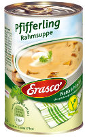Erasco Pfifferling Rahmsuppe 390 ml Dose