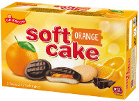 Griesson Soft Cake Orange 2x12 Stck. 300 g-Packung
