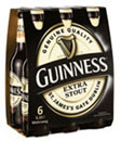 Guinness Irish Beer Extra Stout Sixpack 6er