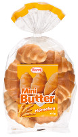 Harry Mini-Butter-Hörnchen 250 g Packung