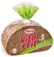 Harry Brot Vital + Fit 500 g Packung