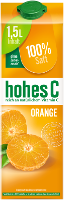 Hohes C Orange 1,5 l Tetra-Pack