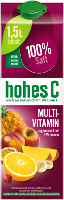 Hohes C Multivitamin 1,5 l Tetra-Pack