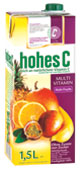 Hohes C Multivitamin 1,5 L Tetra