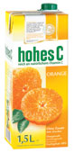 Hohes C Orange 1,5 L Tetra