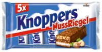 Knoppers Nuss-Riegel 5er-Packung
