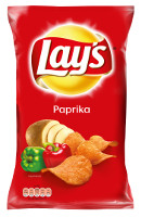 Lay´s Chips Paprika 175 g Beutel