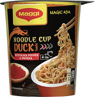 Maggi Magic Asia Noodle Cup Duck 63 g Becher