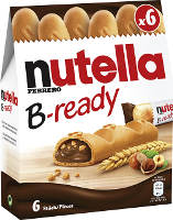 Nutella B-Ready 6er-Packung