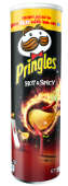 Pringels Hot & Spicy 190 g Dose