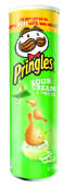 Pringels Sour Cream & Onion 190 g Dose
