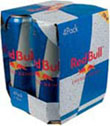 Red Bull Energydrink Original 0,25 l Dose (4er-Pack)
