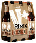 Veltins V+Remix Dark Beer - Malt Sixpack 6er