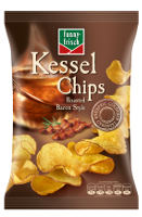 Funny Frisch Kessel Chips Roasted Bacon 120 g-Beutel